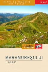 Karpaty ukraińskie, Huculszczyzna - maporto