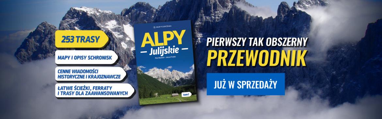 Przewodnik po Alpach Julijskich
