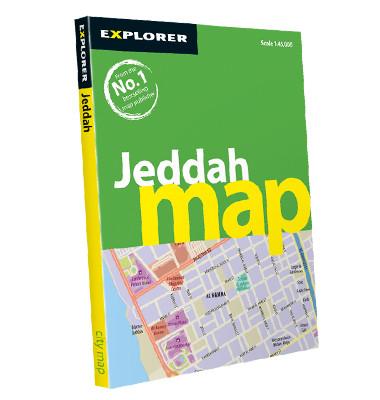 Jeddah map