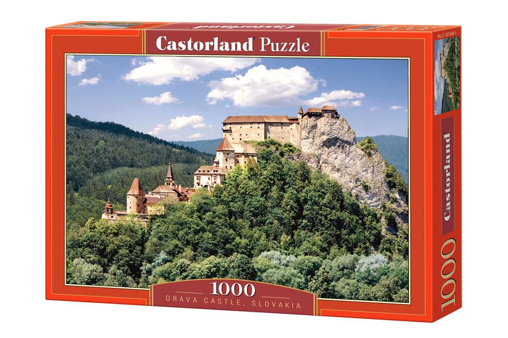 Puzzle 1000 Orava Castle, Slovakia