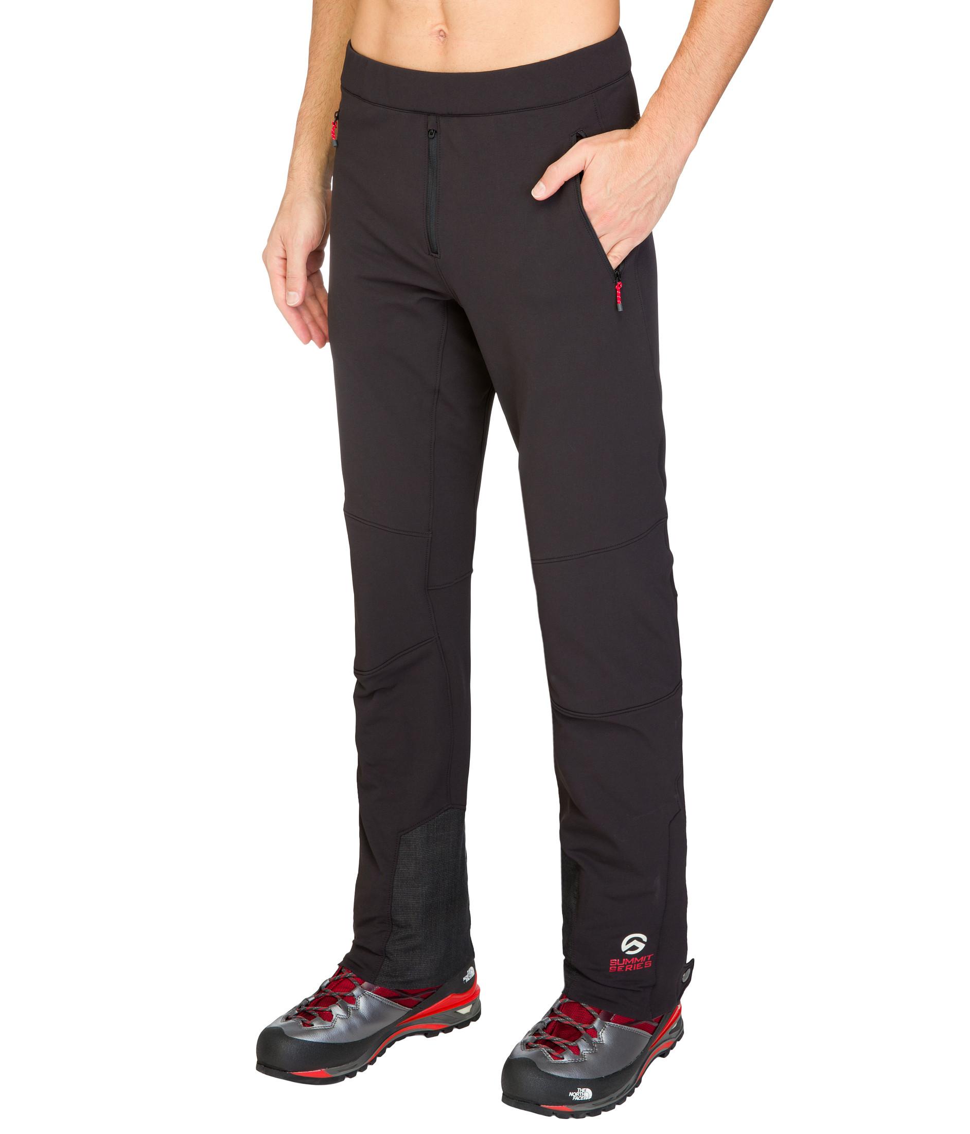 Spodnie Apex Orion tnf black,tnfblack/tnf red