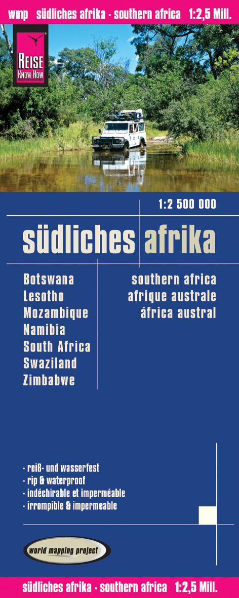 Sudliches Afrika/Southern Africa