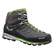 Buty MS MTN Trainer Mid GTX pewter/emerald