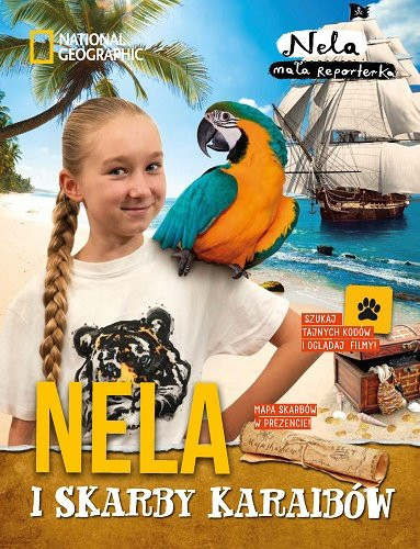 Nela i skarby Karaibów