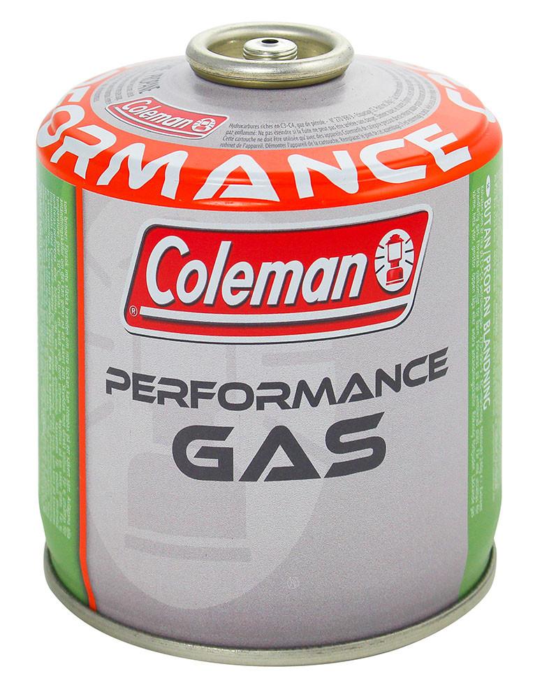 Pojemnik z gazem z zaworem Performance Gas C500 440g