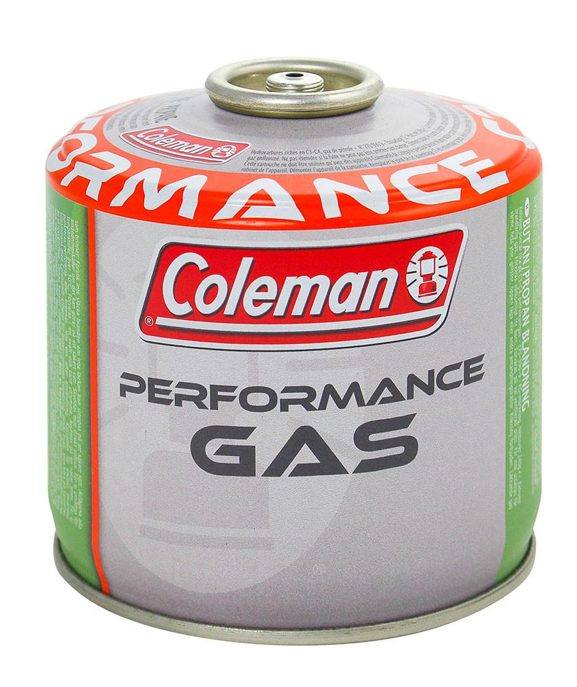 Pojemnik z gazem z zaworem Performance Gas C300 240g