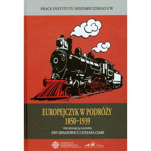 Europejczyk w podróży 1850-1939