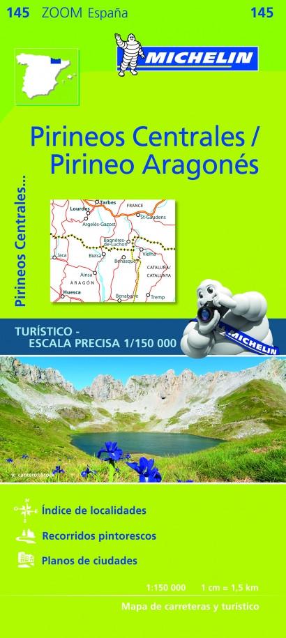 M 145 Pirineos Centrales/Pirineo Aragones