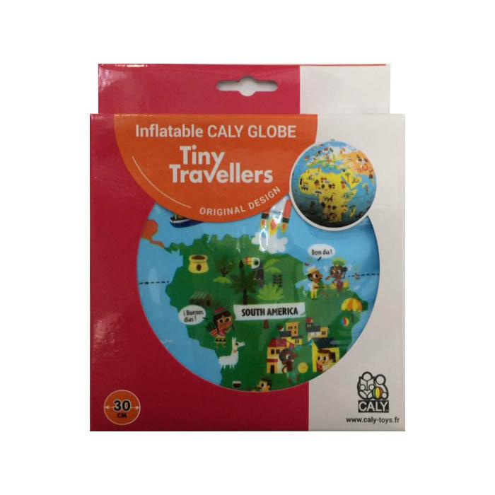 The World Tiny Travellers 30cm (globus dmuchany)