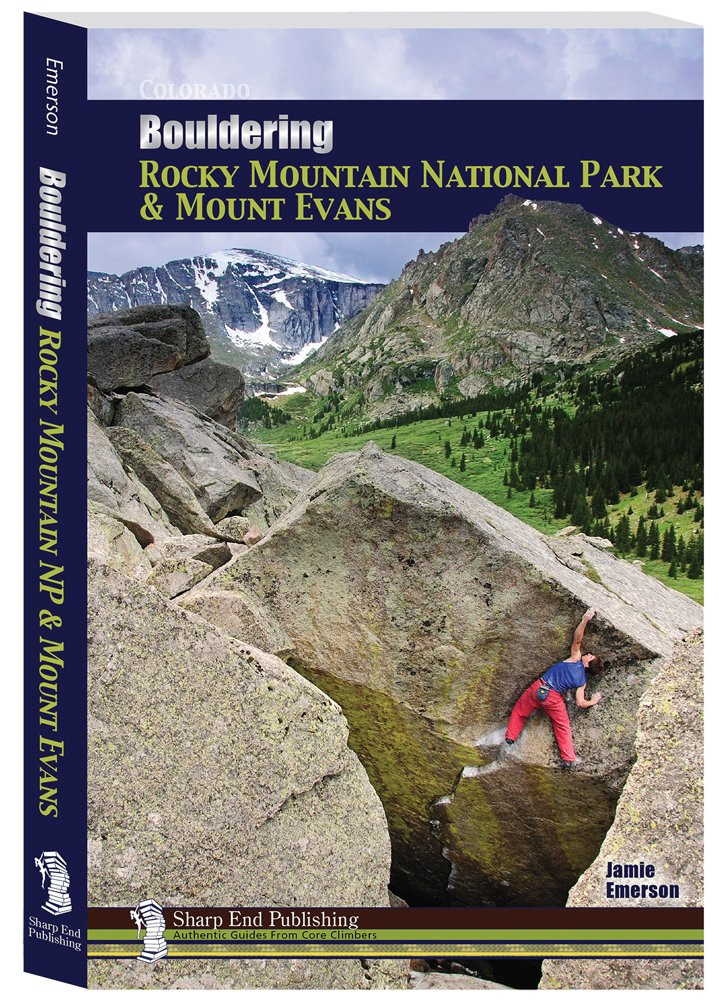 Bouldering Rocky Mountains NP & Mount Evans