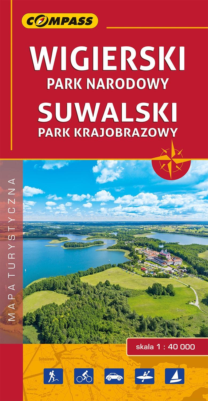 Wigierski Park Narodowy, Suwalski Park Krajobrazowy