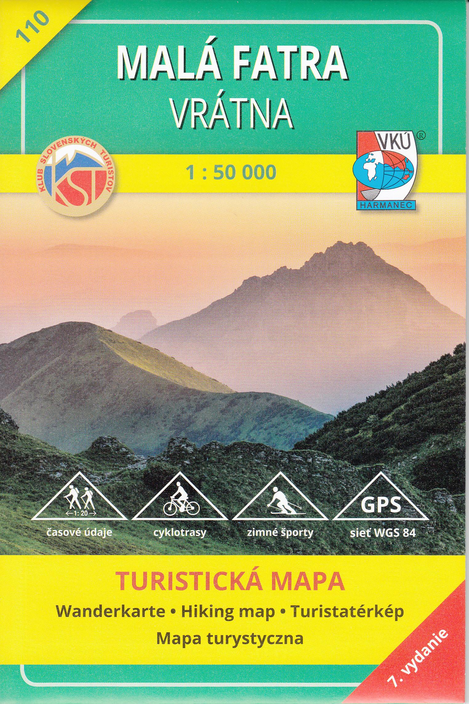 S110 Mala Fatra-Vratna