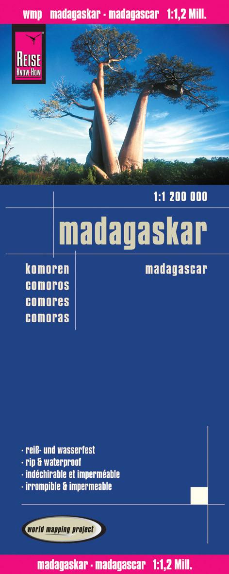 Madagascar, Comores