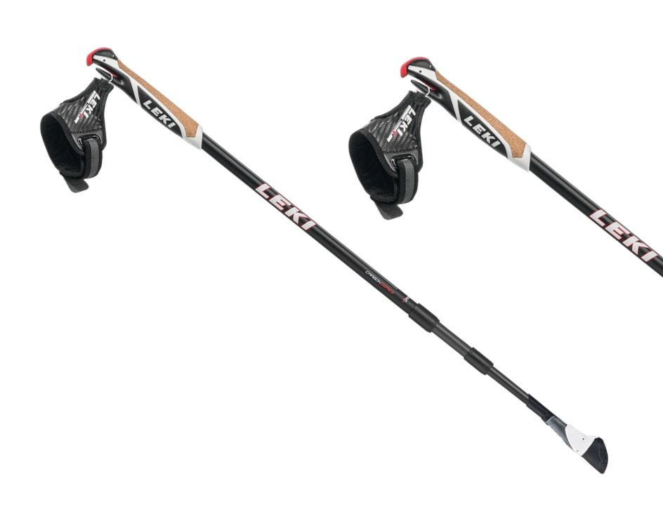 Kije teleskopowe Traveller Carbon SL - Nordic Walking