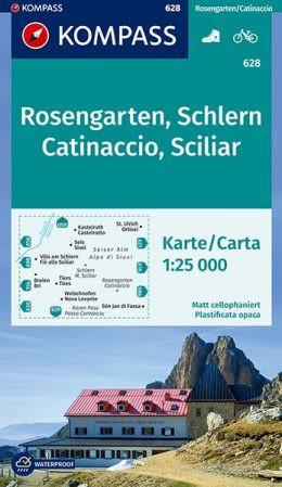 K 628 Rosengarten, Schlern