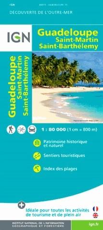 Guadeloupe / Saint-Martin / Saint-Barthelemy