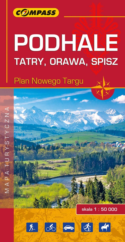 Podhale, Tatry, Orawa, Spisz