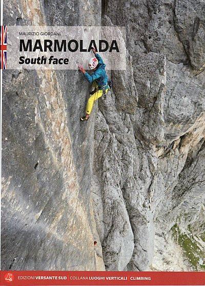 Marmolada south face