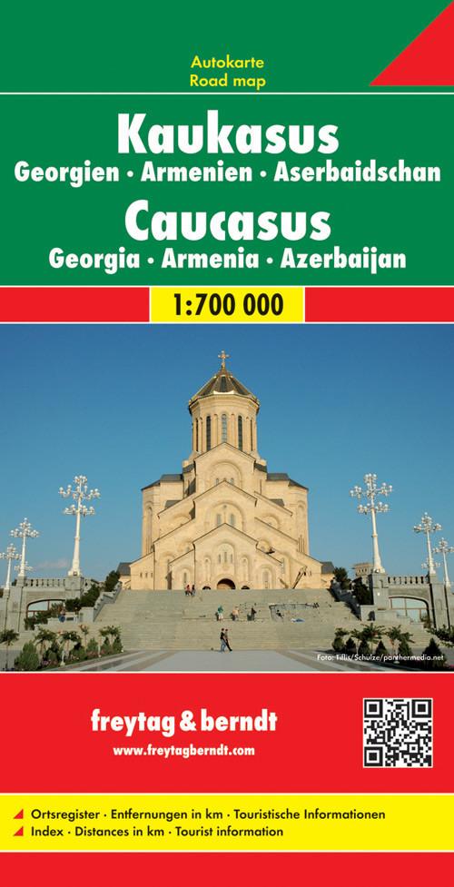 Caucasus, Georgia, Armenia, Azerbaijan
