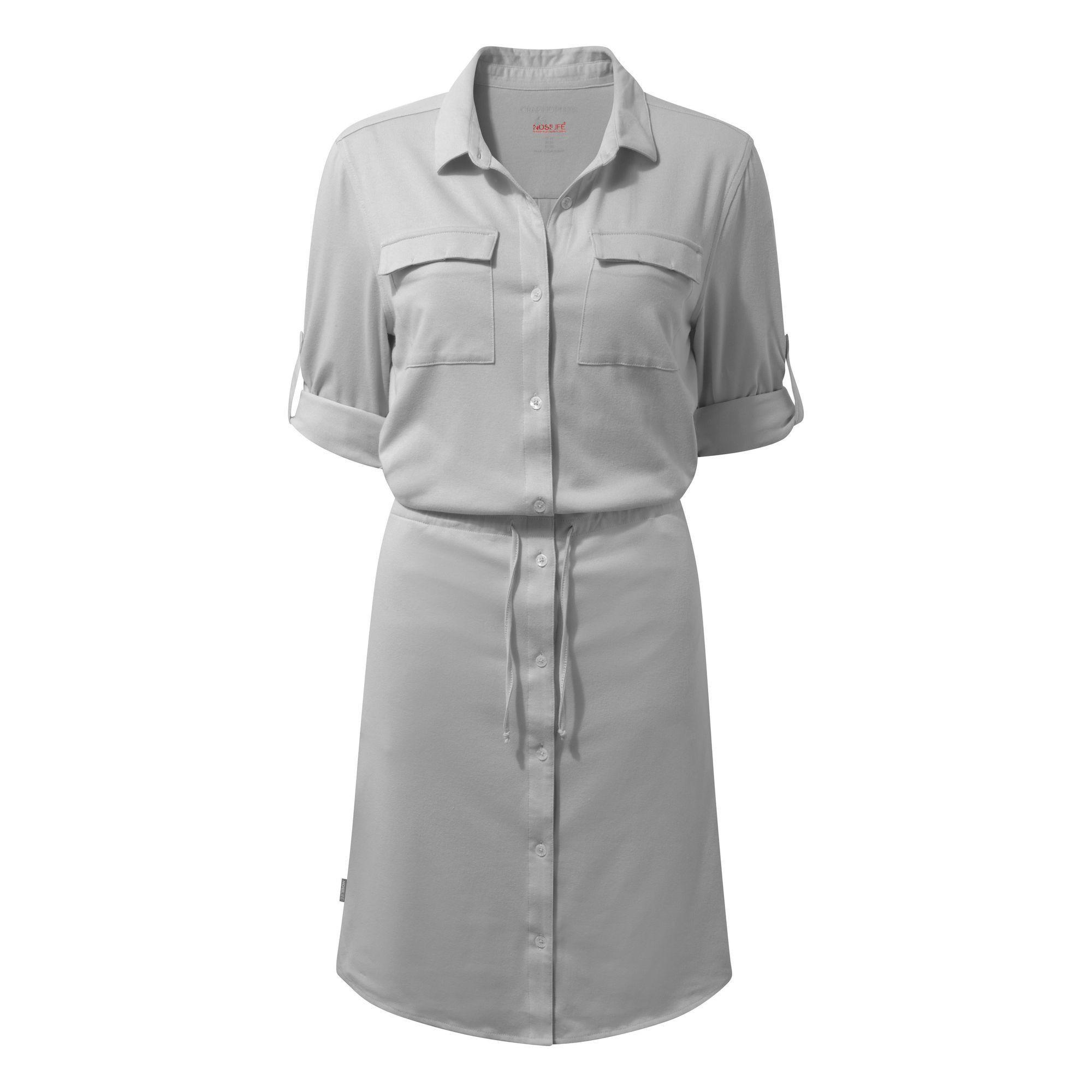 Sukienka NosiLife Daku soft grey