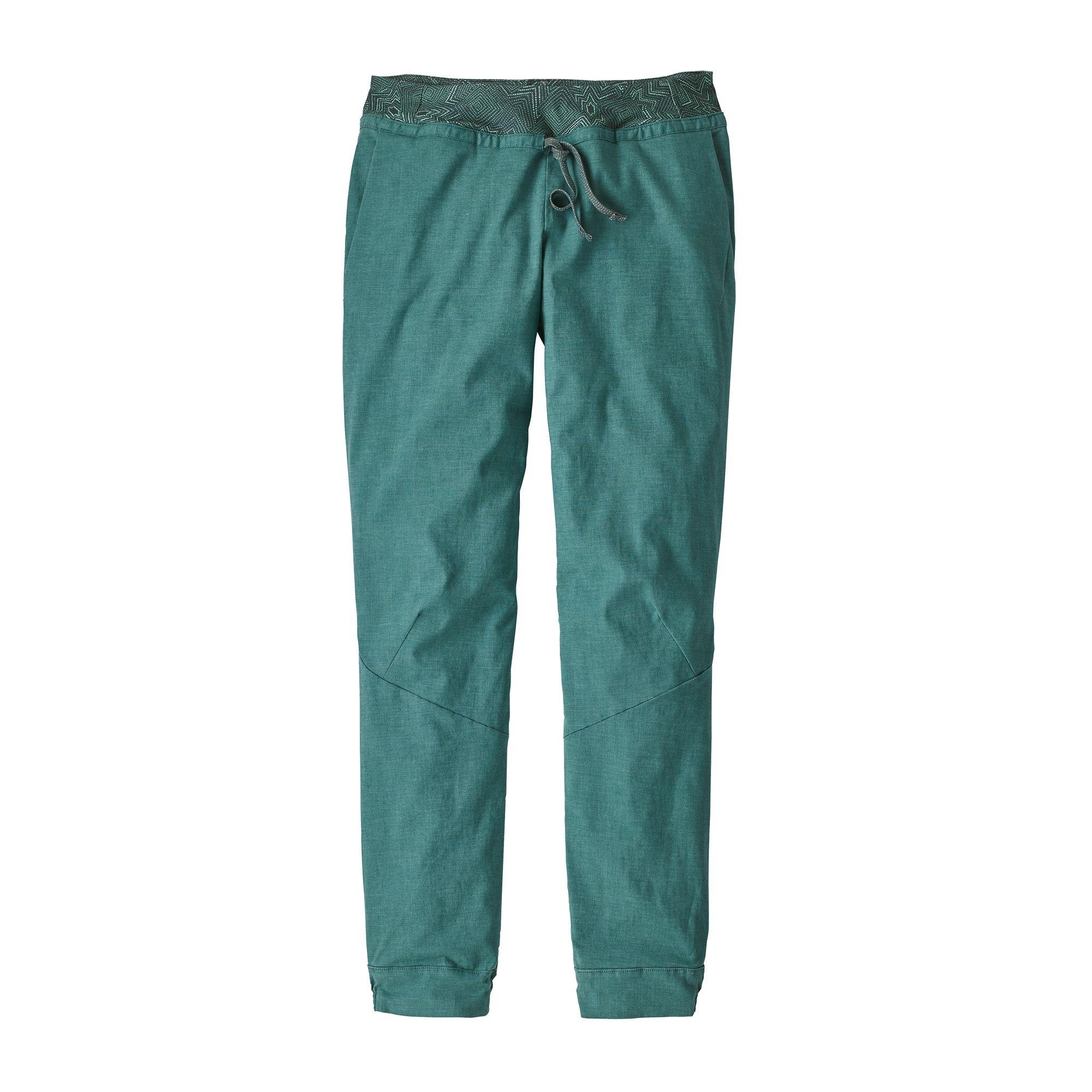 Spodnie Hampi Rock tasmanian teal