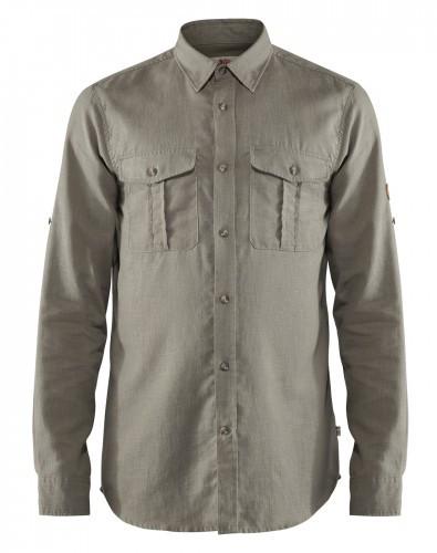 Koszula Ovik Travel Shirt LS fog