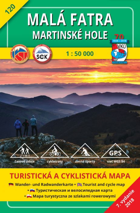 S120 Mala Fatra, Martinske hole