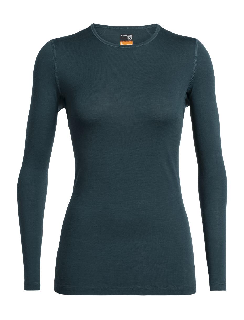 Koszulka BF200 Oasis LS Crewe Women's nightfall