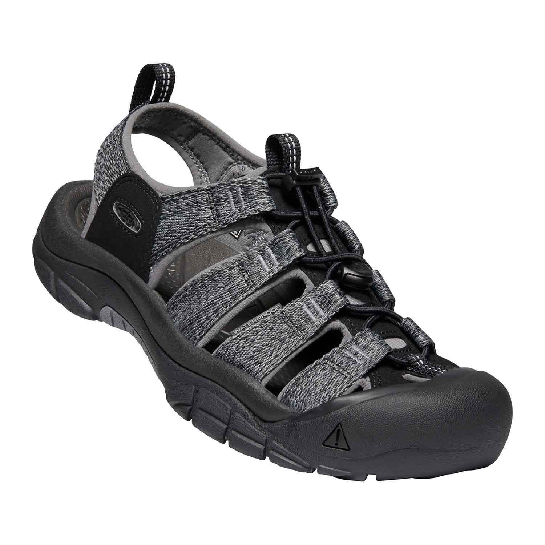 Sandały Newport H2 męskie black/steel grey