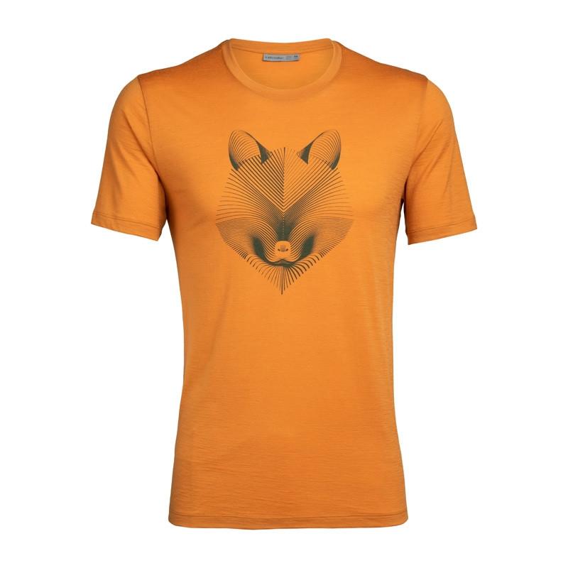Koszulka Tech Lite SS Crewe Arctic Fox cavern