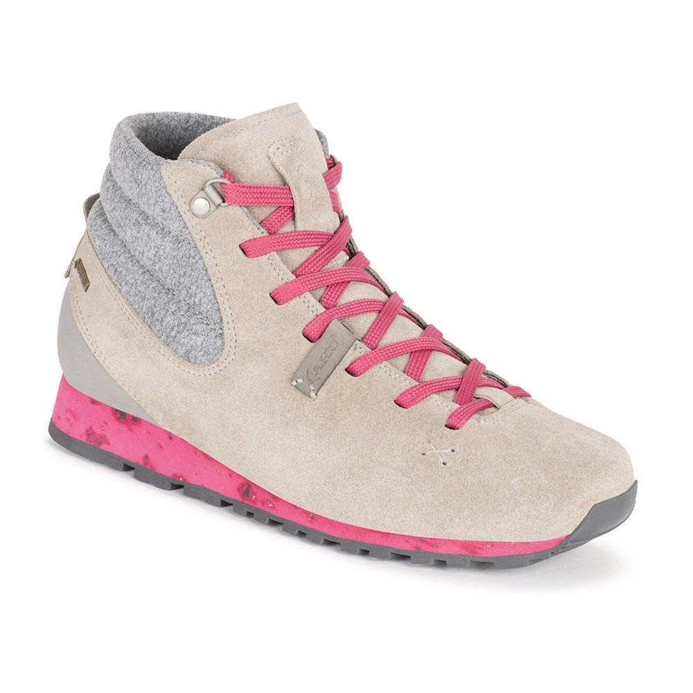 Buty Bellamont Gaia Mid GTX w's sand-pink