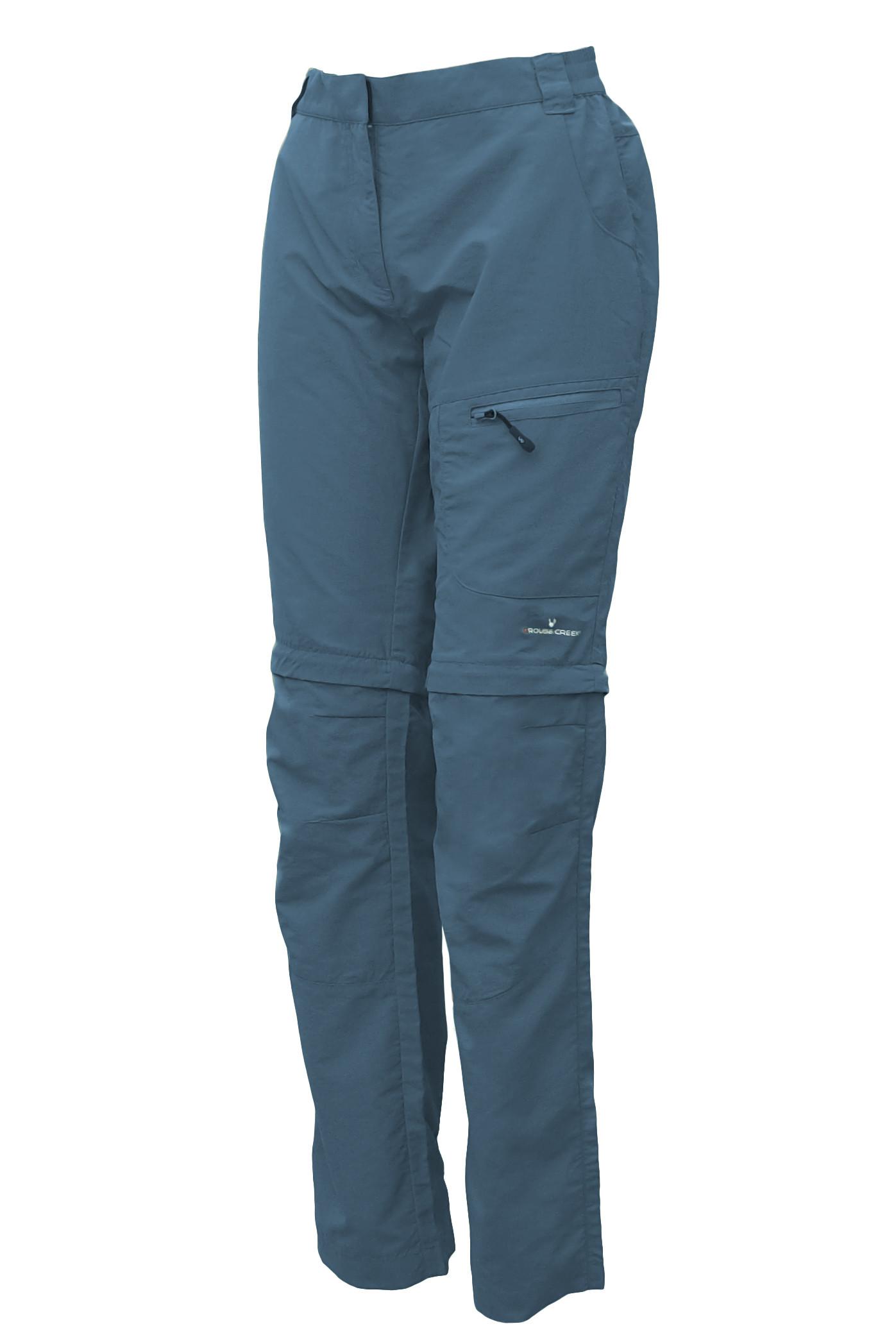 Spodnie Andromeda Zip Off Lady ombre blue