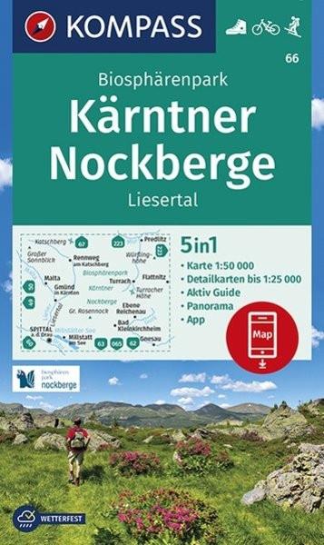K 66 Biosphärenpark Kärntner Nockberge, Liesertal