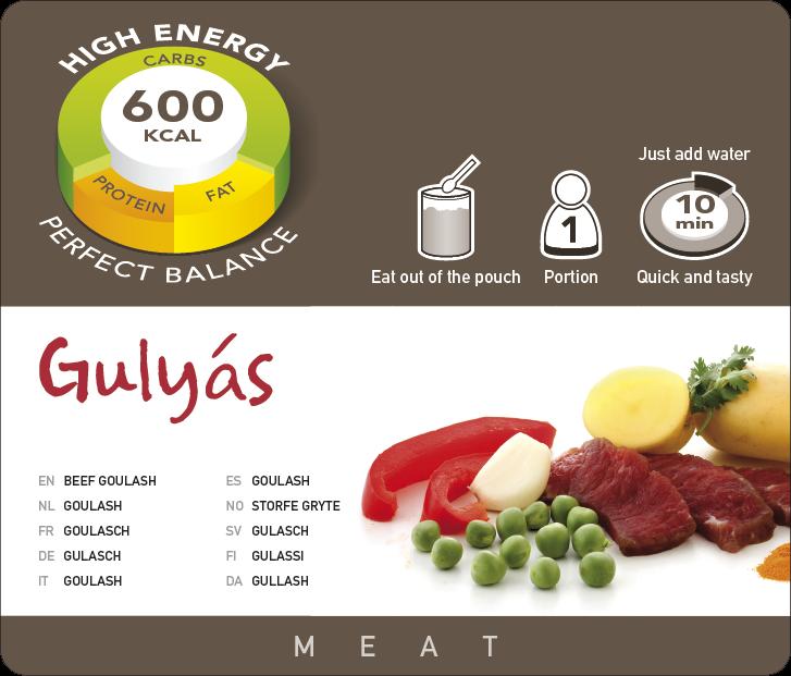 Potrawa AF Gulasz  600kcal (1 porc.)