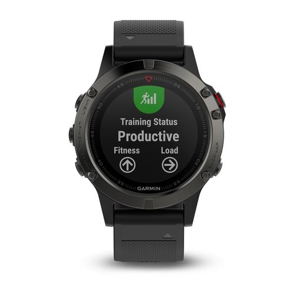 Odbiornik GPS Fenix 5 slate grey