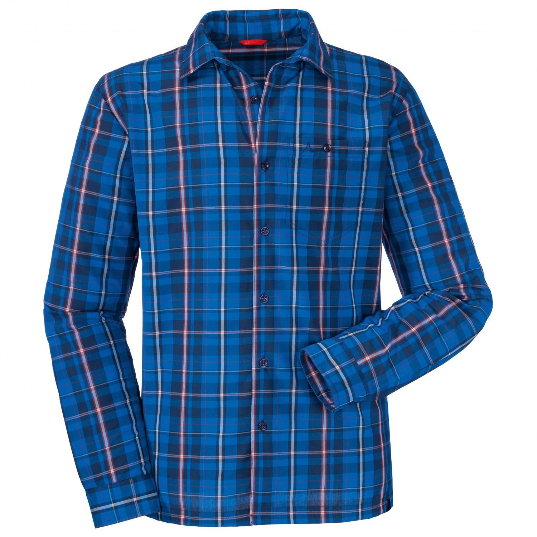 Koszula dry-skin Jenbach L/S imperial blue