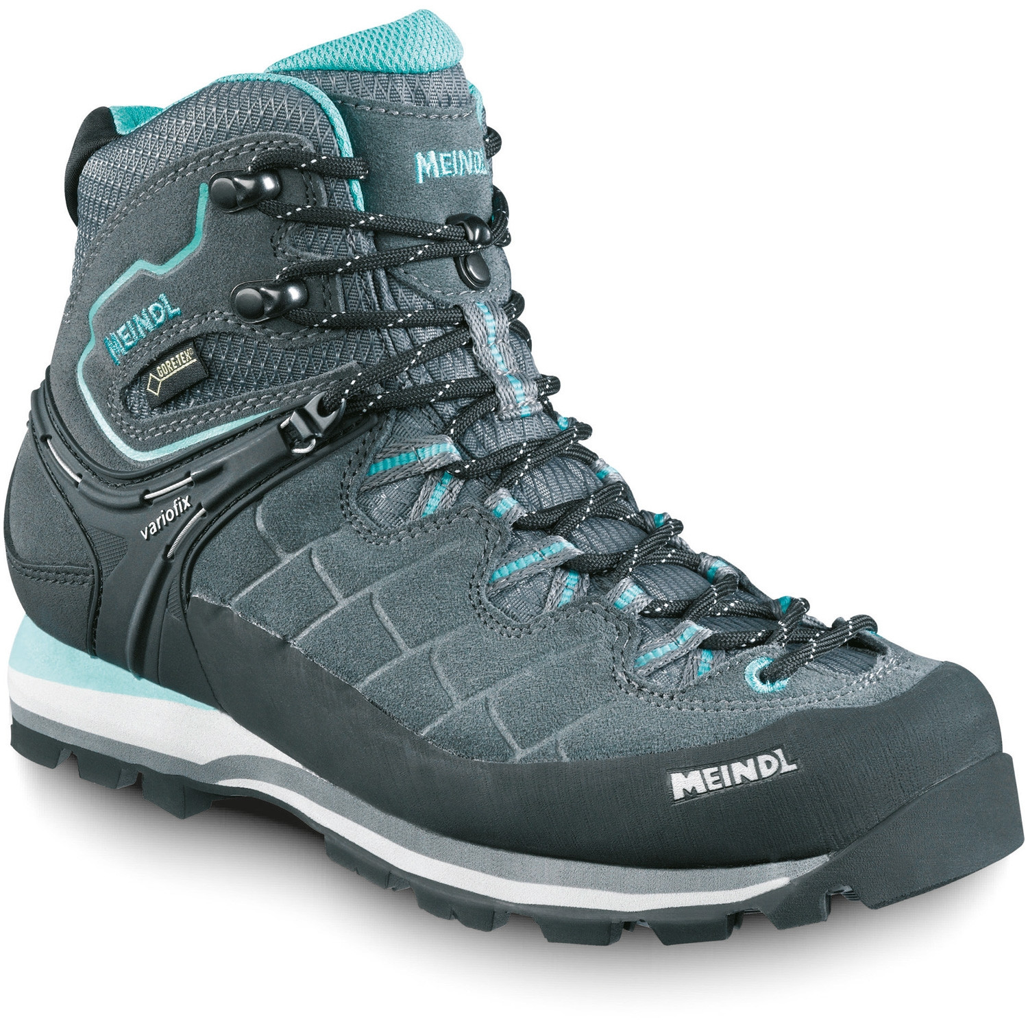 Buty Litepeak Lady GTX anthracitre/turquoise,anthracite/turquoise