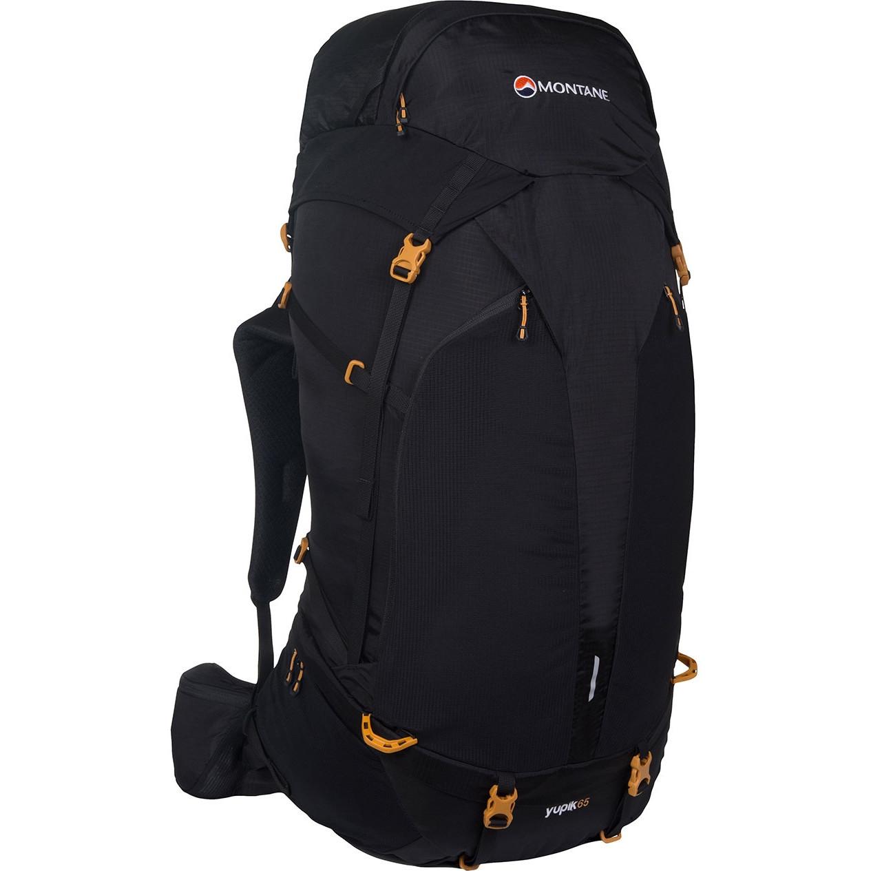Plecak Yupik 65 black
