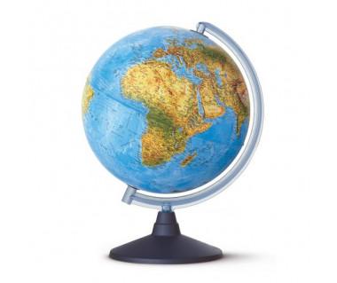 Globus fizyczny Elite 26cm podświetlany