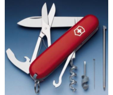 Scyzoryk 1.3405 Compact red