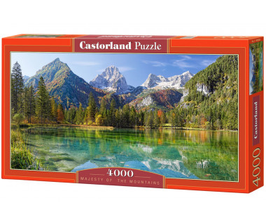 Puzzle 4000 Majesty of the Mountains