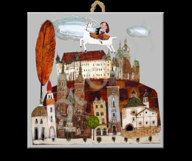 Szczawnica i Pieniny mapa foliowana