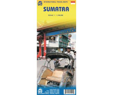 Sumatra - Mapa