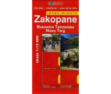 Zakopane, Bukowina Tatrzańska, Nowy Targ