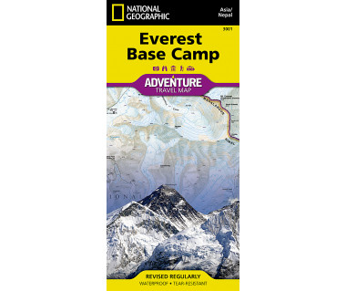 Everest Base Camp (3001) adventure map