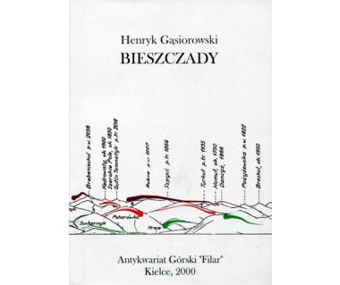 Bieszczady przew. po Beskidach Wsch. t.1 cz.1