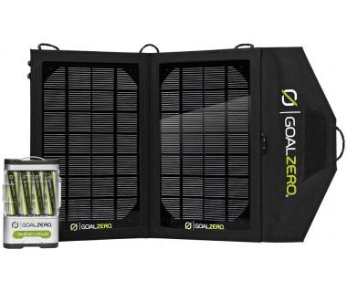 Bateria zewnętrzna Guide 10 Plus + panel Nomad 7