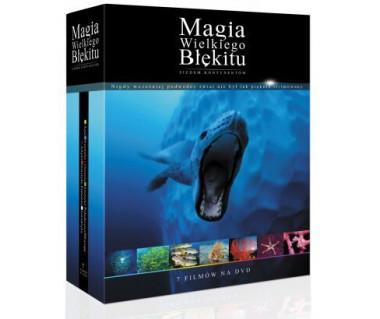 Magia Wielkiego Błękitu (7 DVD)