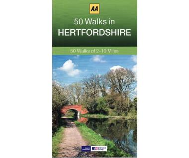 50 Walks: Hertfordshire