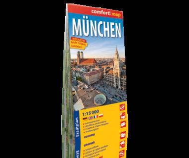 Munchen plan laminowany